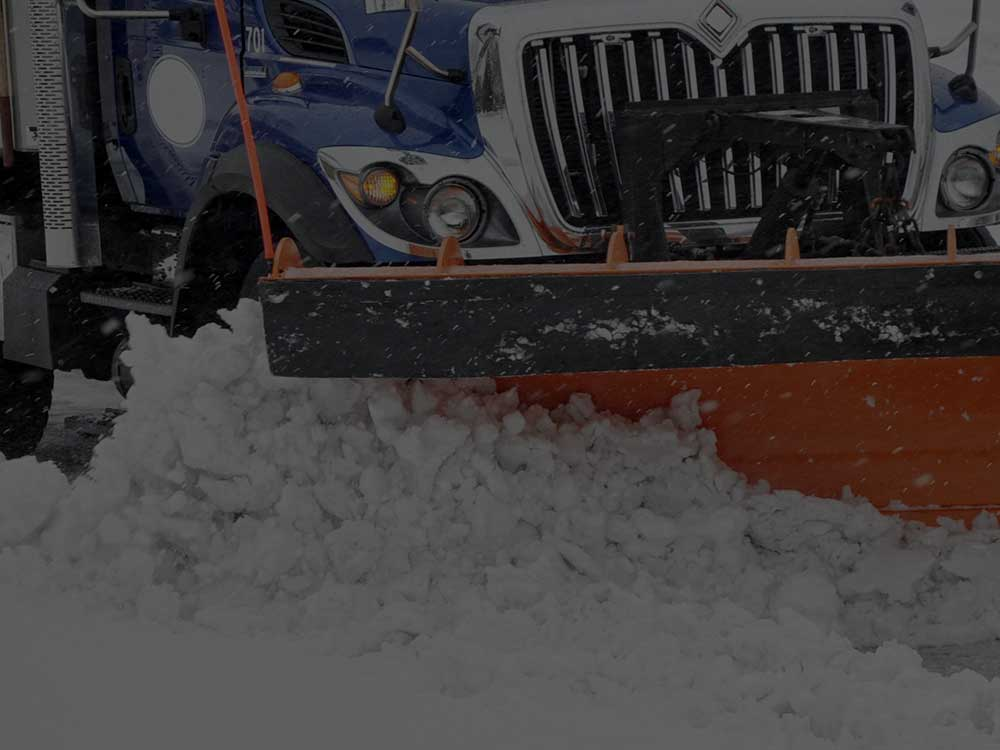 Stroudsburg Commercial Snow Removal