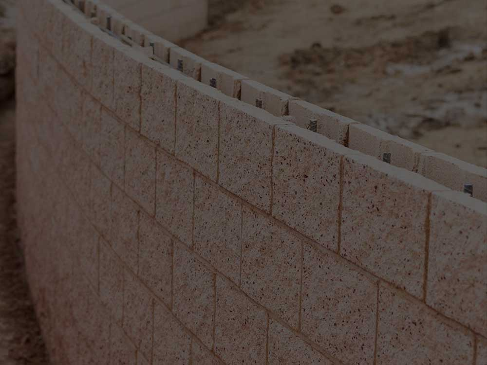Brodheadsville Retaining Walls