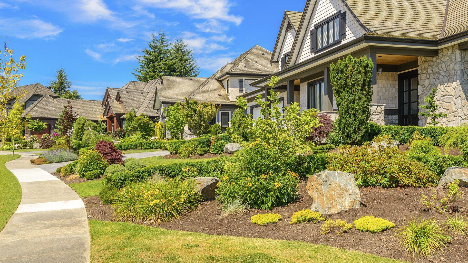 Greenscapes Lawn Services & Landscape Design Lawn Maintenance, Landscaping and Lawn Care slide 2