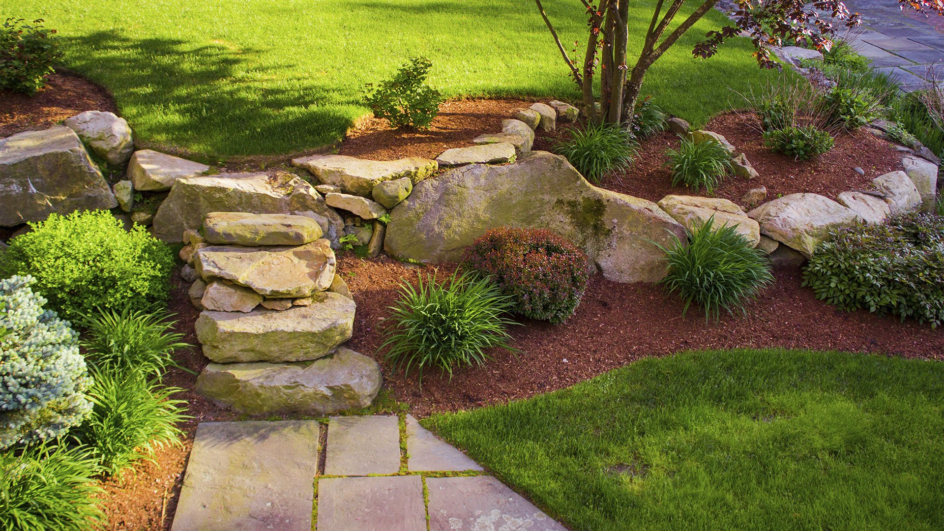 Greenscapes Lawn Services & Landscape Design Lawn Maintenance, Landscaping and Lawn Care slide 3